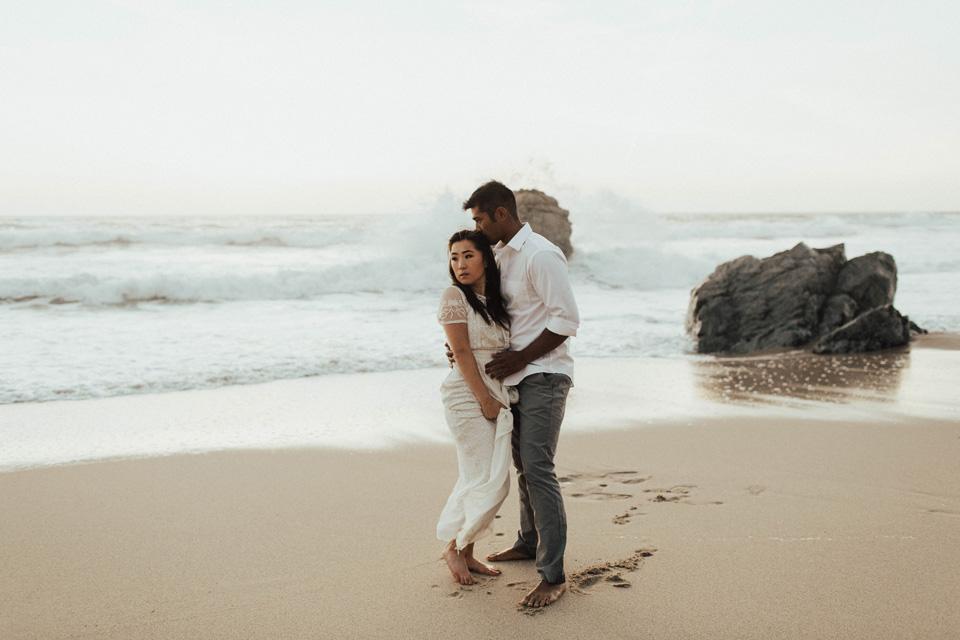 Big Sur Engagement Session - Michelle Larmand Photography046