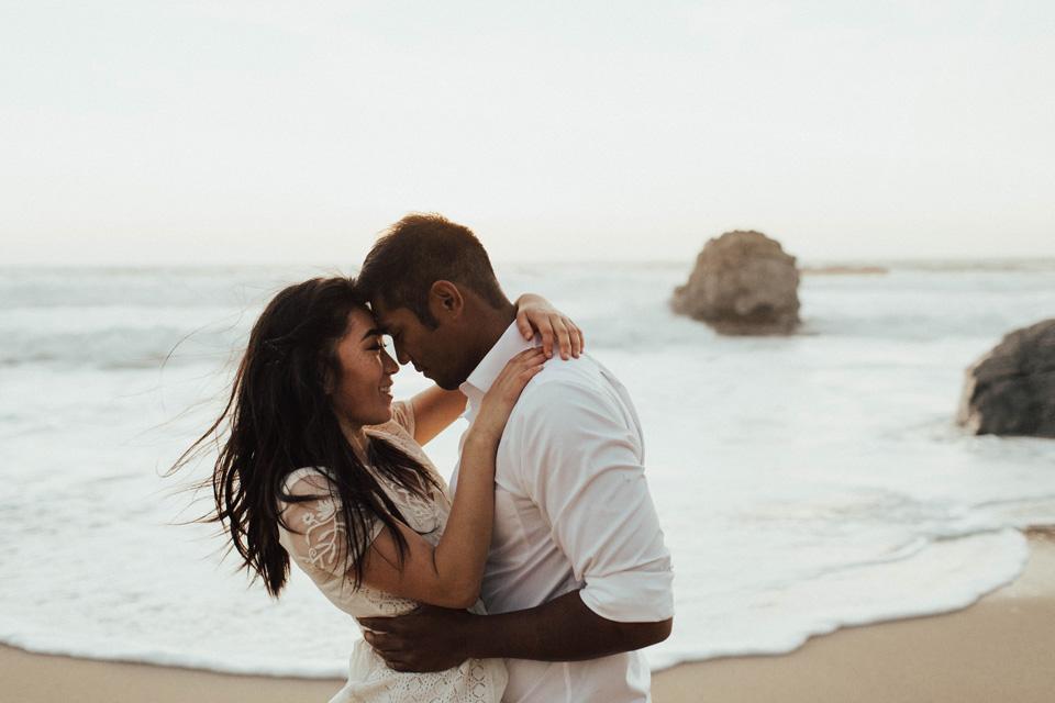 Big Sur Engagement Session - Michelle Larmand Photography048