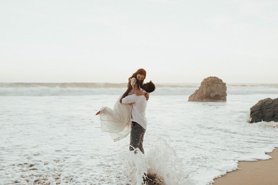 Big Sur Engagement Session - Michelle Larmand Photography050