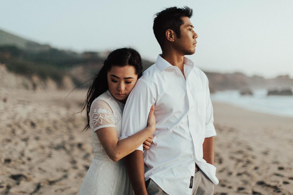 Big Sur Engagement Session - Michelle Larmand Photography063