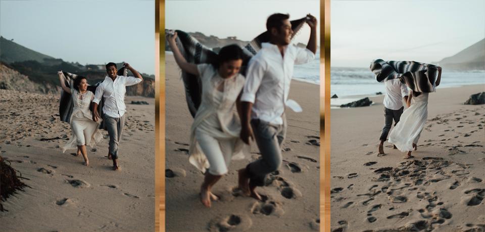 Big Sur Engagement Session - Michelle Larmand Photography067