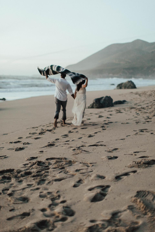 Big Sur Engagement Session - Michelle Larmand Photography068
