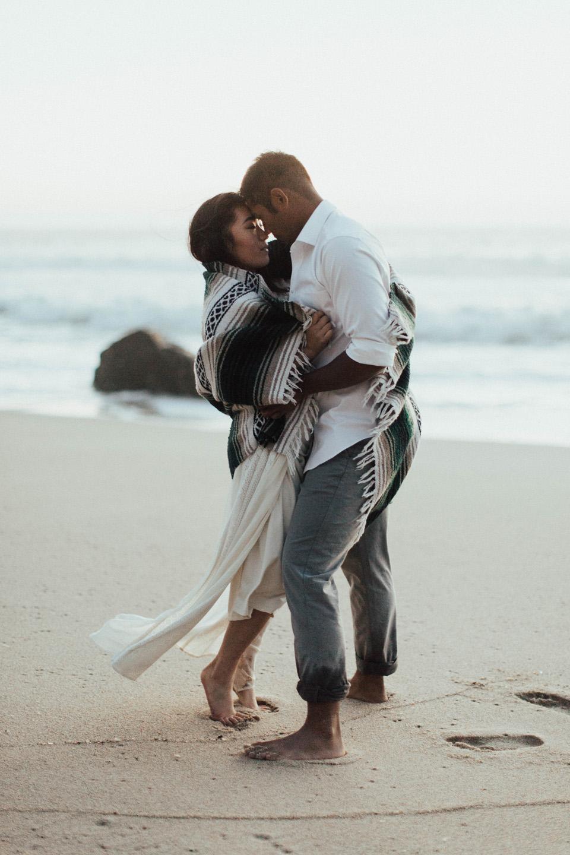 Big Sur Engagement Session - Michelle Larmand Photography070