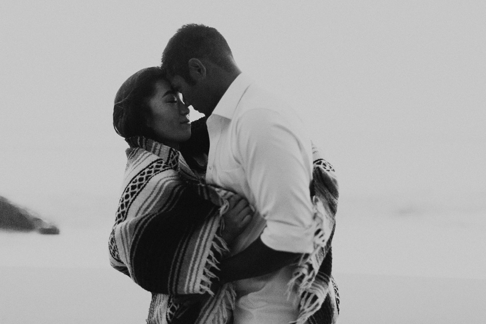 Big Sur Engagement Session - Michelle Larmand Photography071