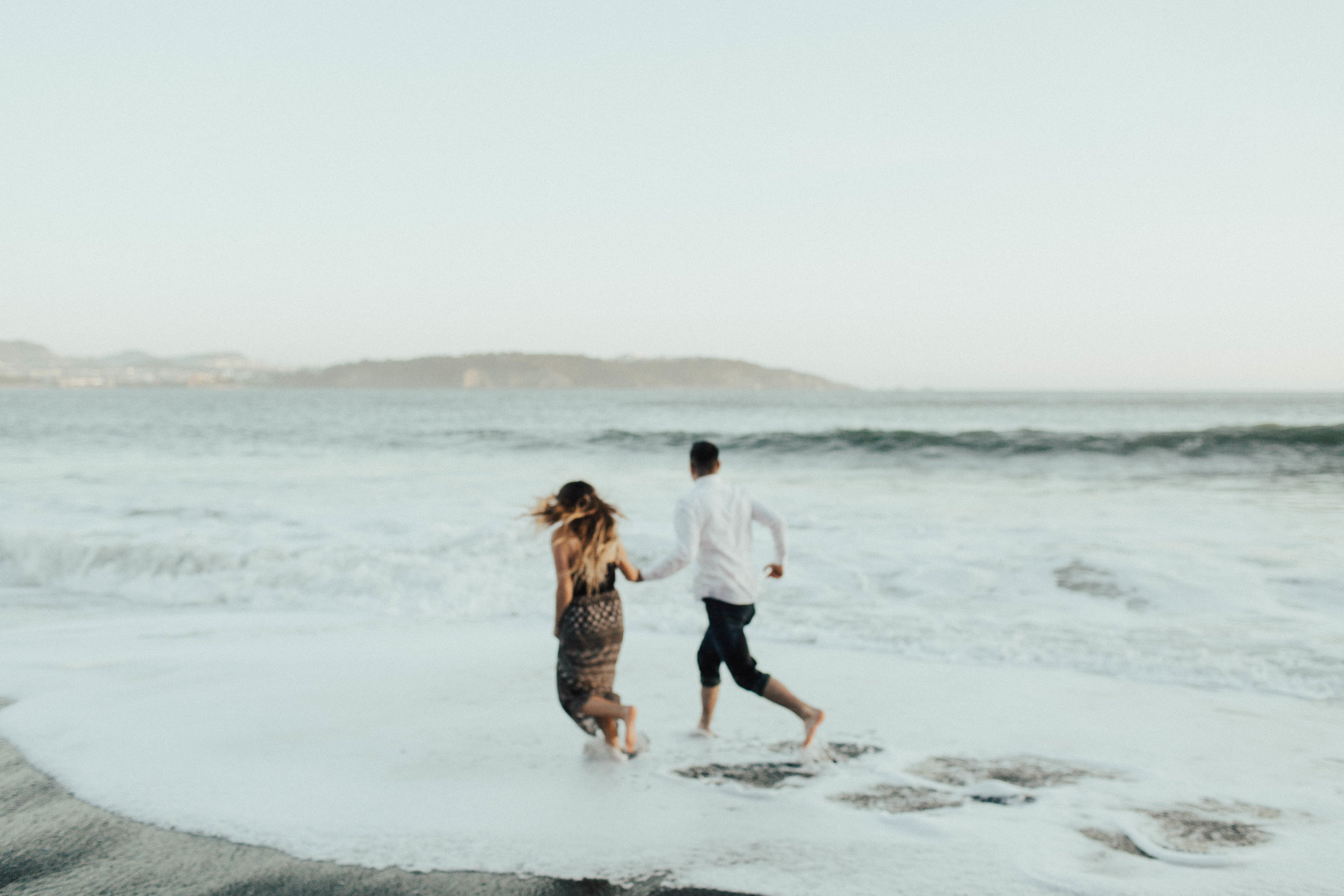 Black Sands Beach Couples Session - Michelle Larmand Photography026
