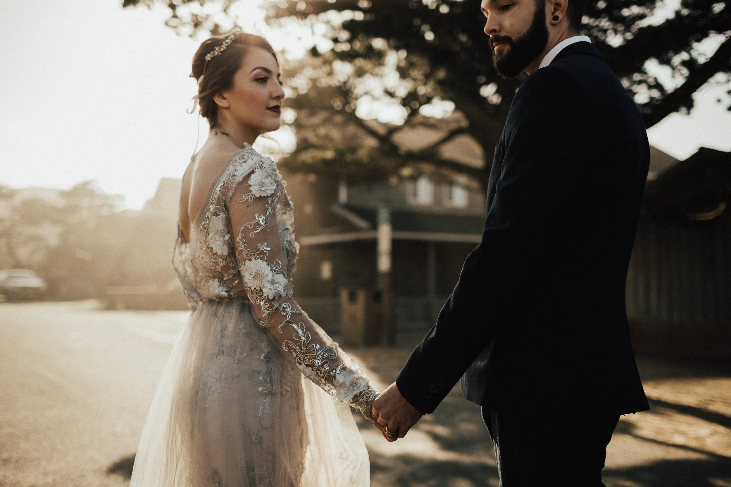 Cannon Beach Elopement - Michelle Larmand Photography - 001