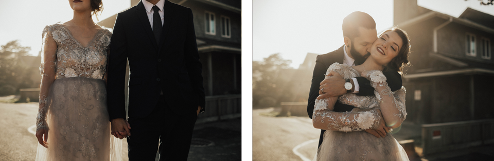 Cannon Beach Elopement - Michelle Larmand Photography - 007