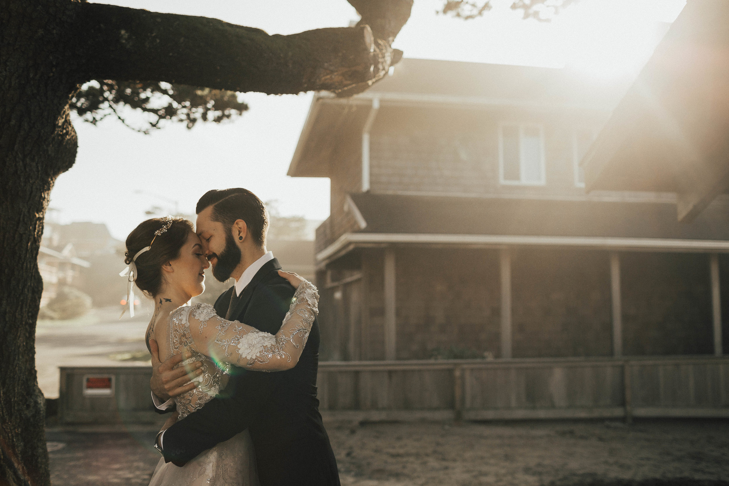 Cannon Beach Elopement - Michelle Larmand Photography - 025
