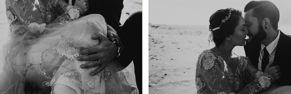 Cannon Beach Elopement - Michelle Larmand Photography - 056