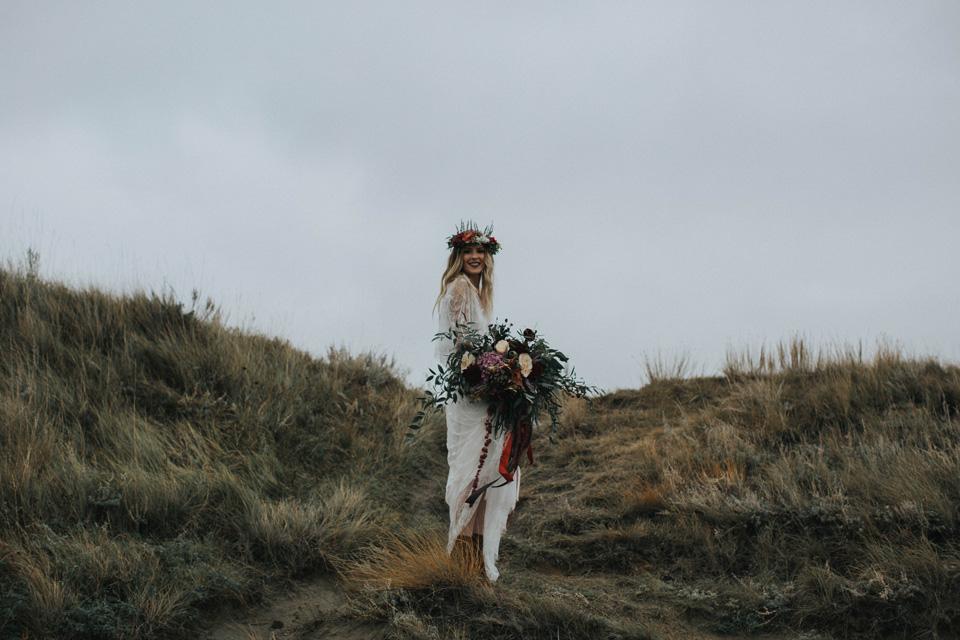 Drumheller Vow Renewal Elopement - Michelle Larmand Photography034
