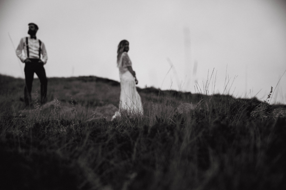 Drumheller Vow Renewal Elopement - Michelle Larmand Photography084