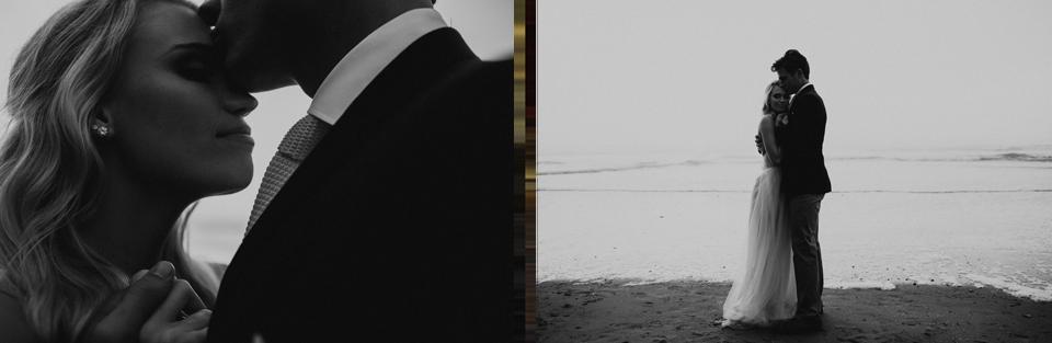 Hug Point Oregon Elopement - Michelle Larmand Photography -057
