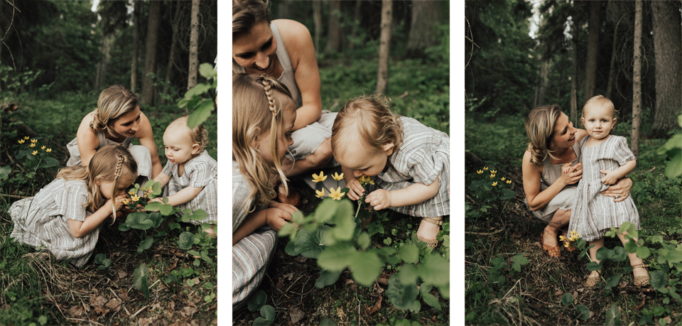 Summer lakeside family session - Michelle Larmand Photography - 034