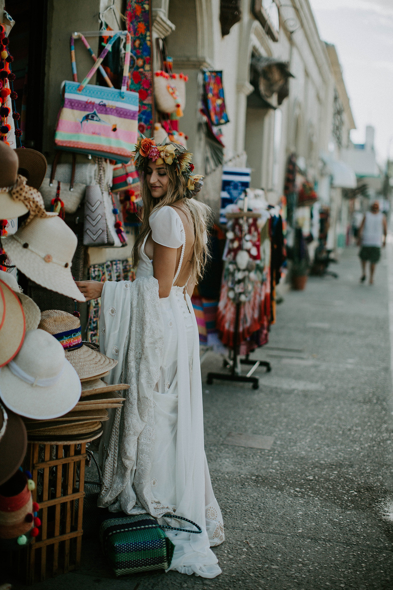 Cabo San Lucas Bridal Session by Michelle Larmand Photography