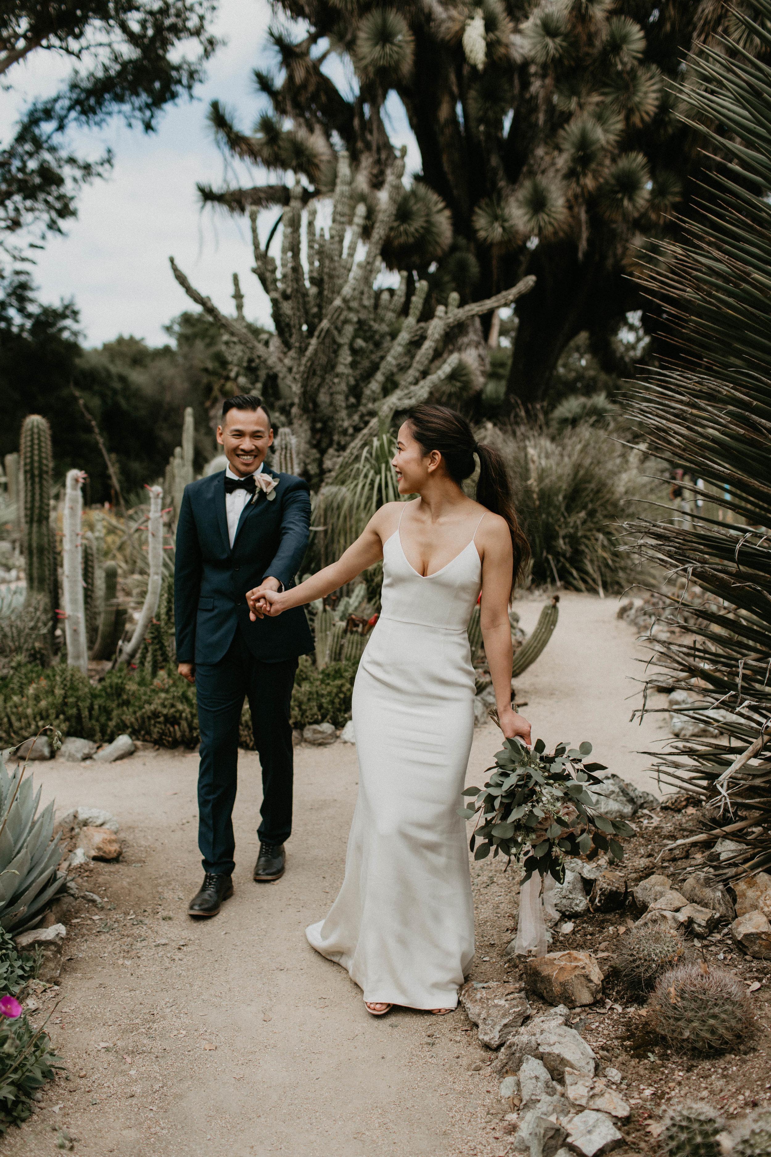California Church Wedding by Michelle Larmand photography