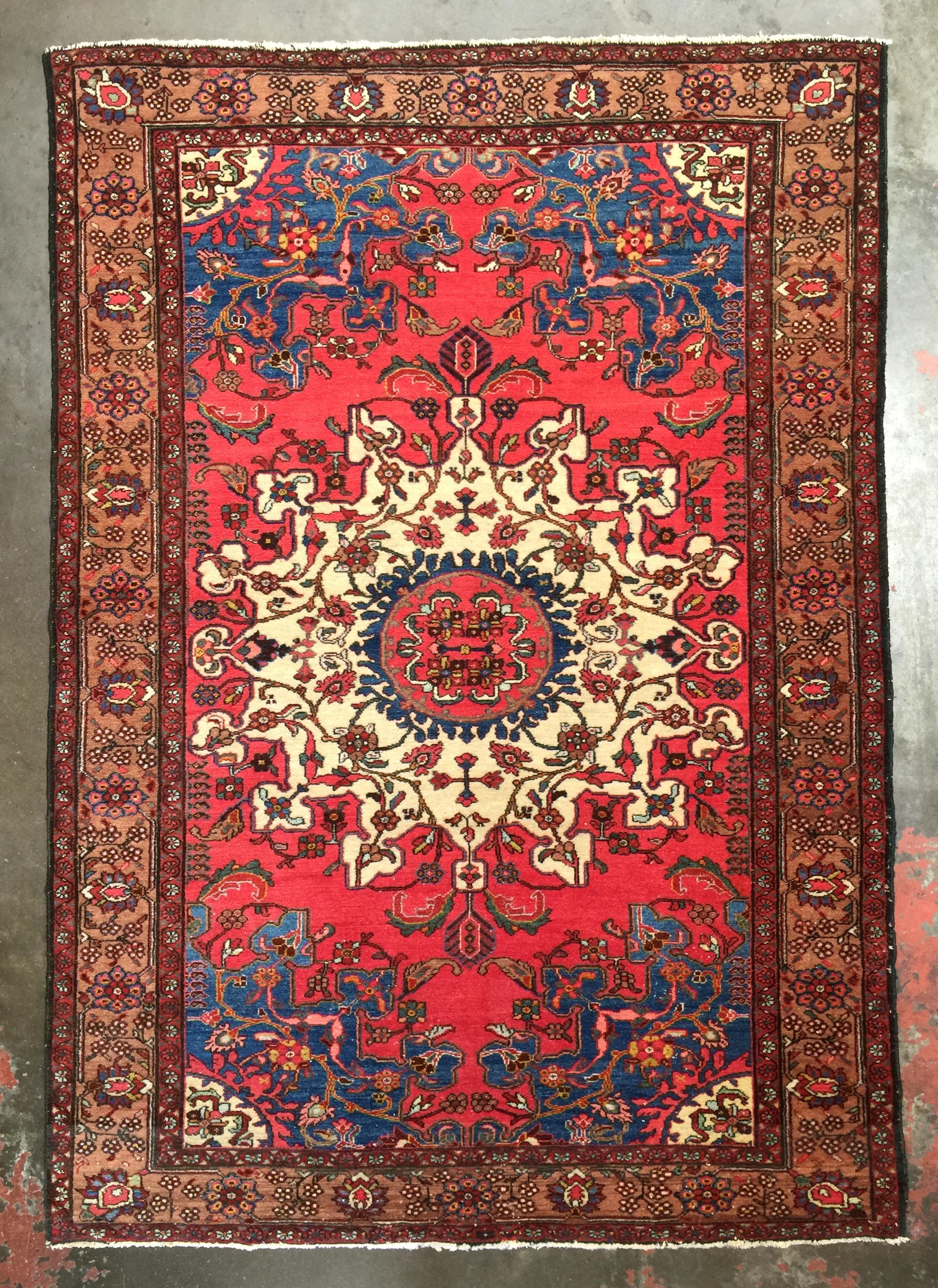Steelman Rugs Antique Persian Rug 4