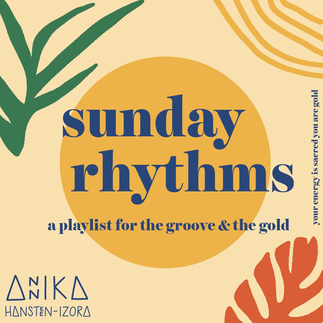 annika-hansteen-izora-sunday-rhythms-playlist-volume-1