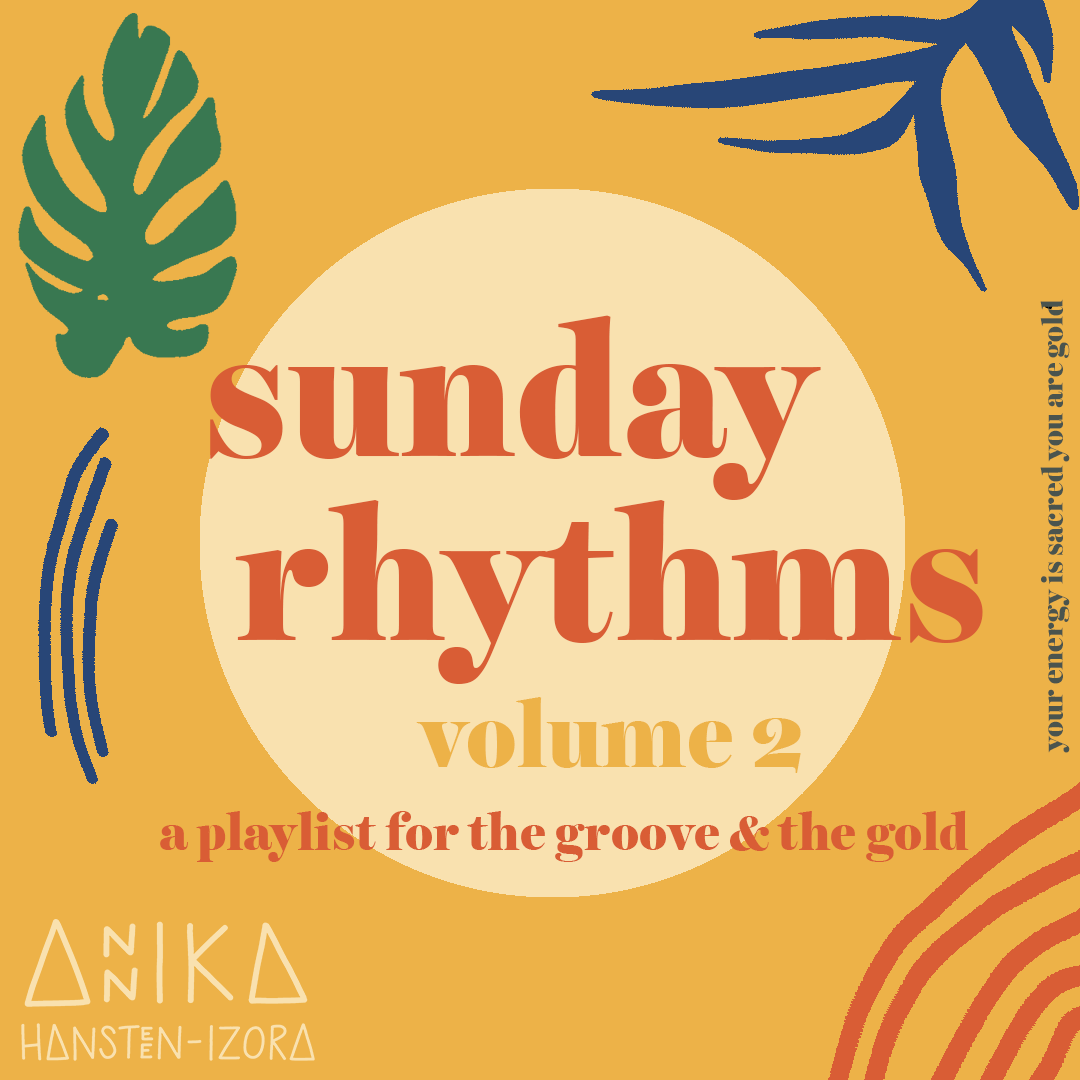 annika-hansteen-izora-playlist-sunday-rhythms-volume-two