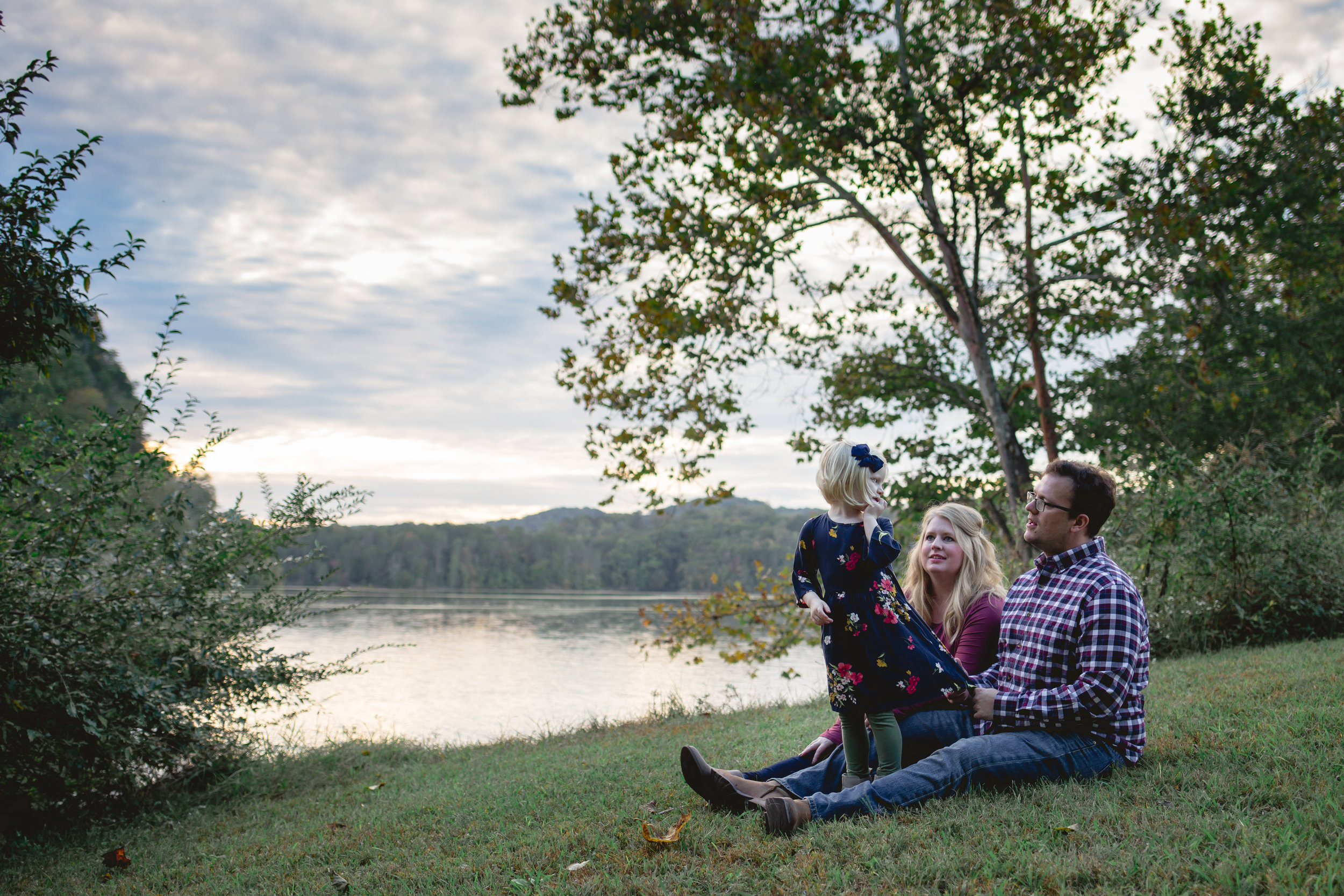 Knoxville lifestyle family photographer