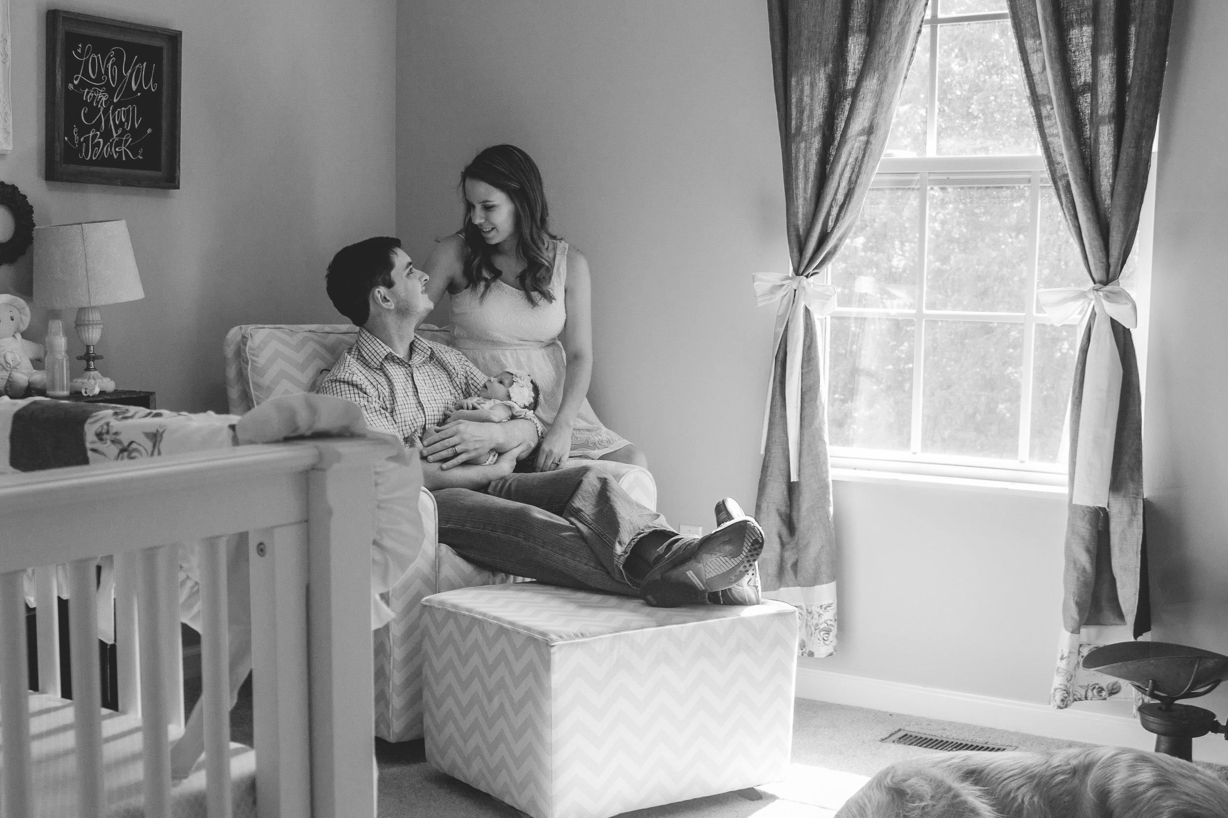 maryville newborn photographer