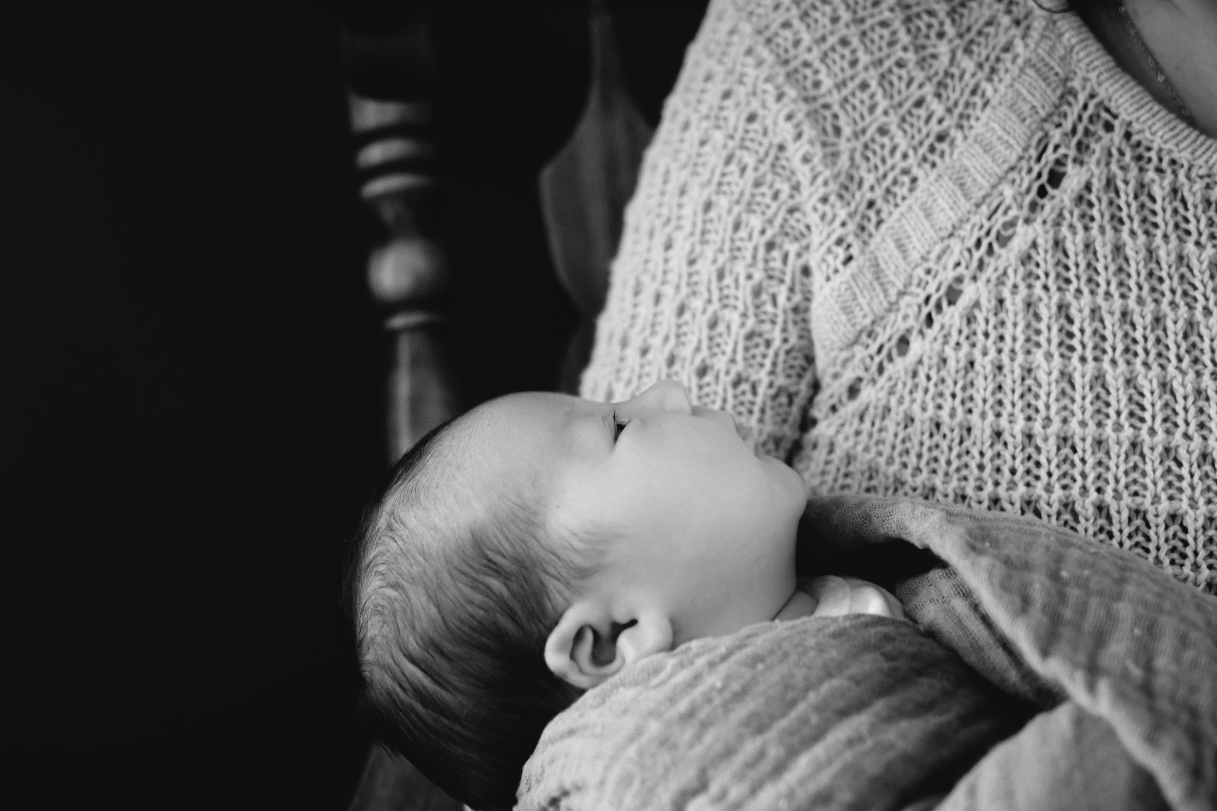 newborn baby profile
