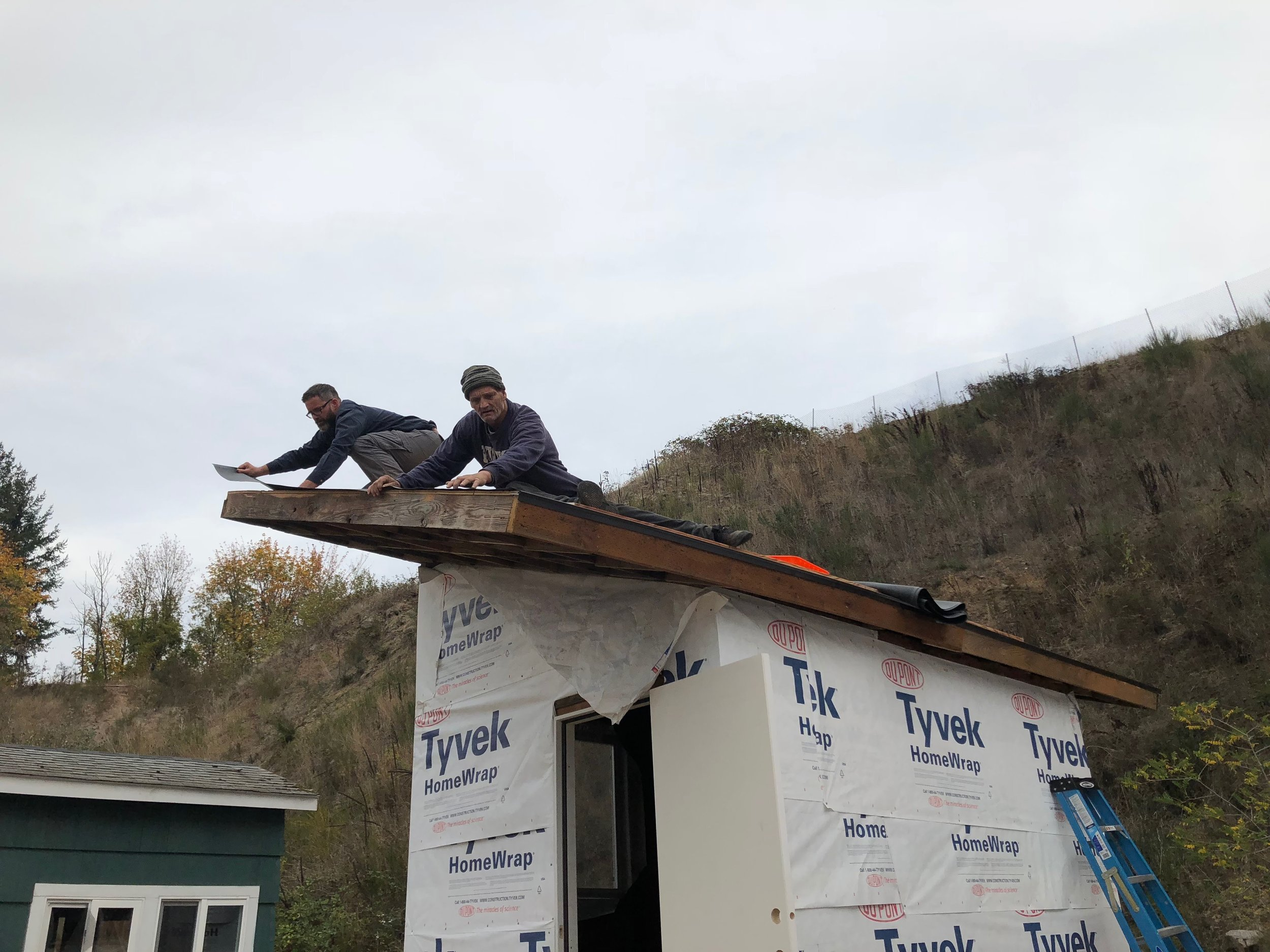 Tiny Home Roof$2,500 -