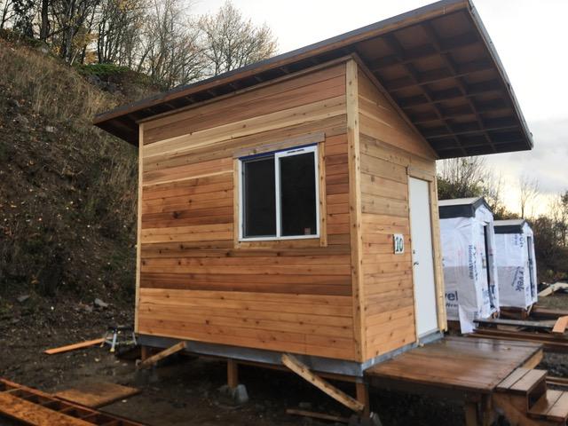 Build a Tiny Home$18,000 -