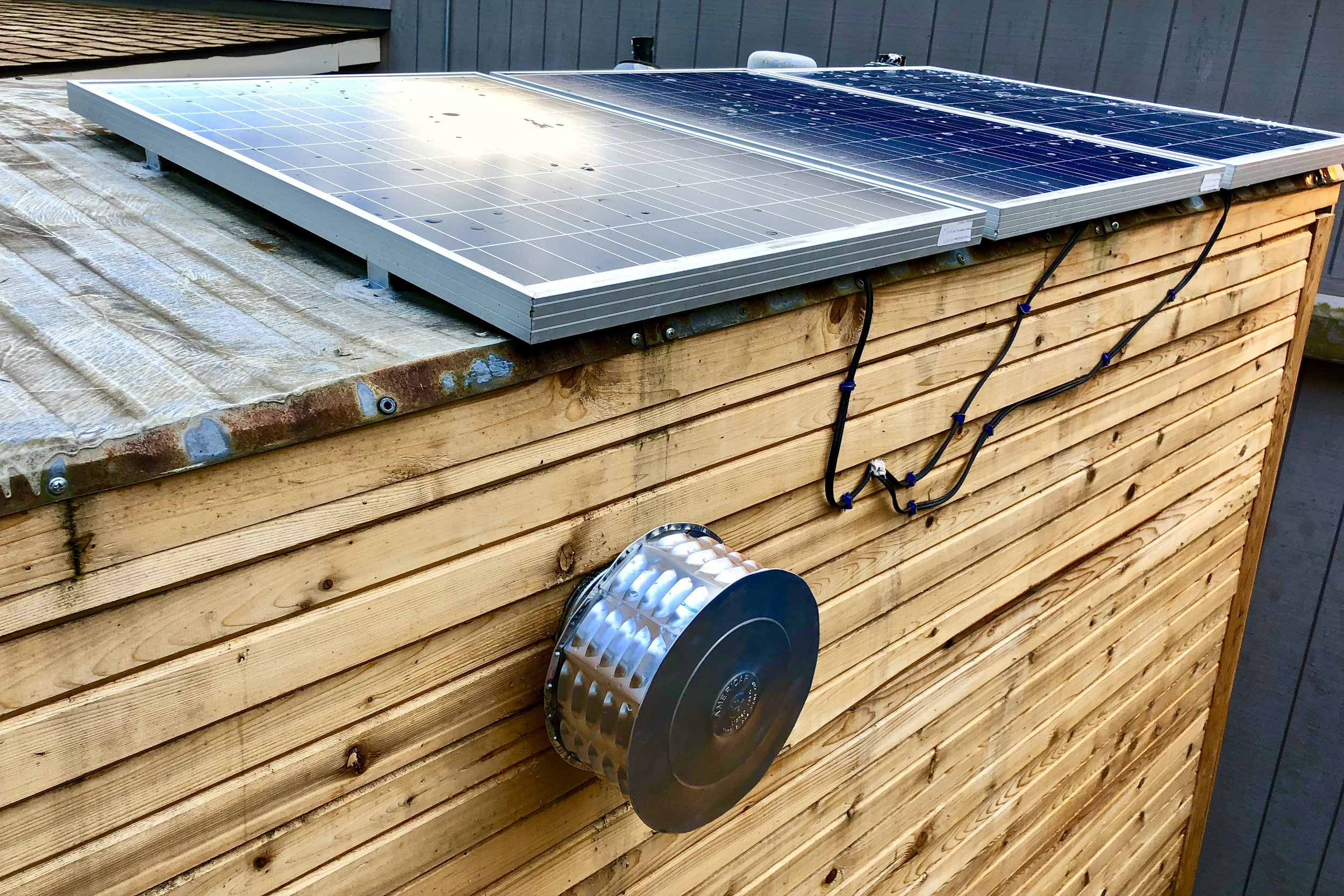 Shinewithus.org Solar Panels