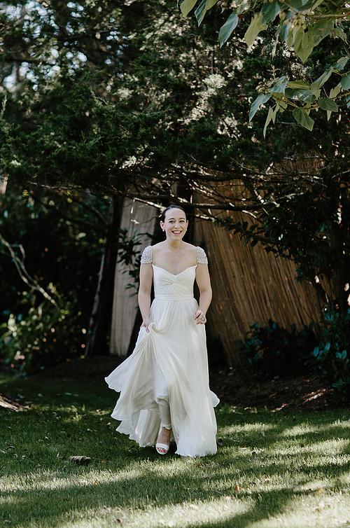 Reem Acra Wedding Dress featured on LOVE FIND CO.