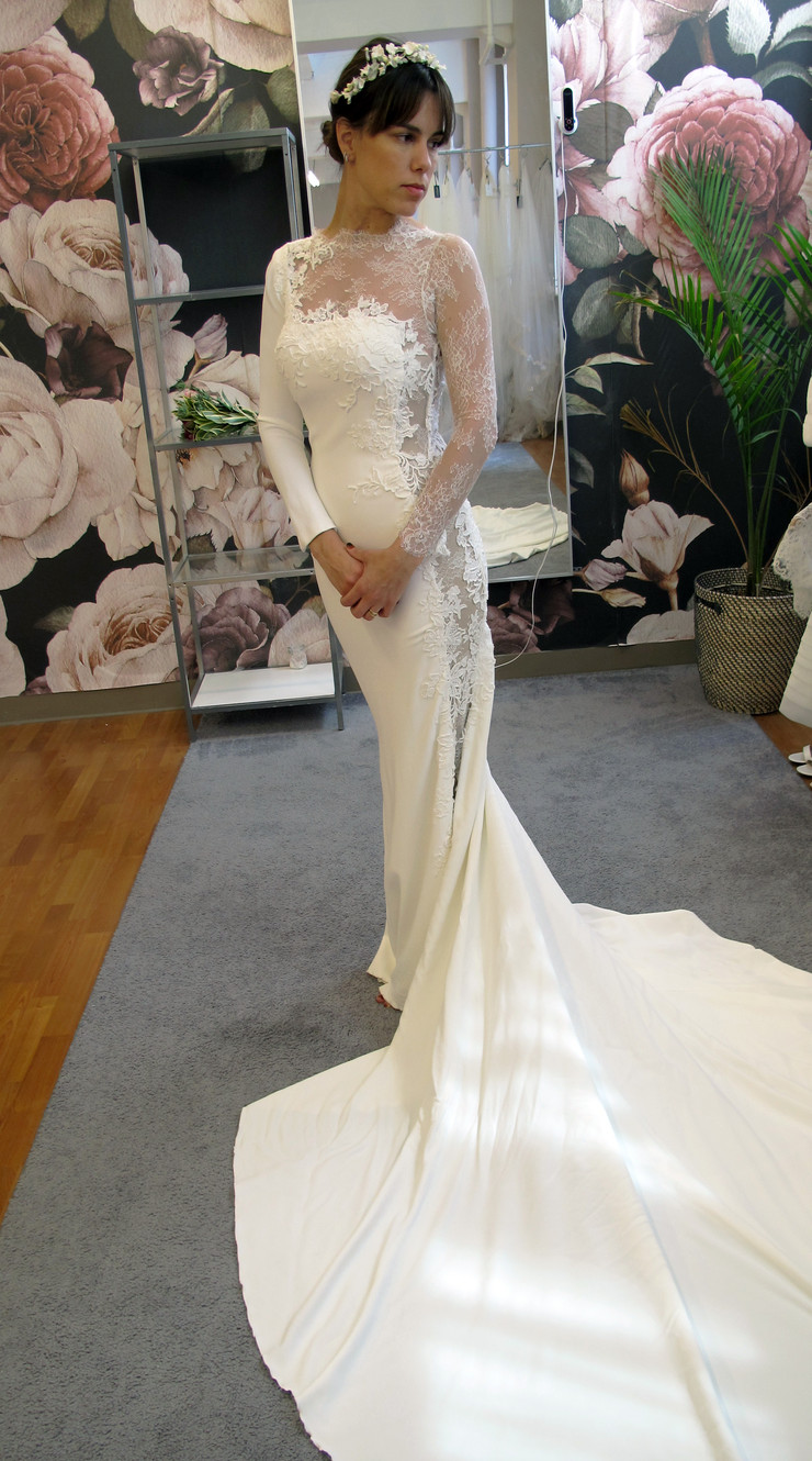 Our Wedding Dress Picks For Meghan Markle featured on OUR STORY BRIDAL