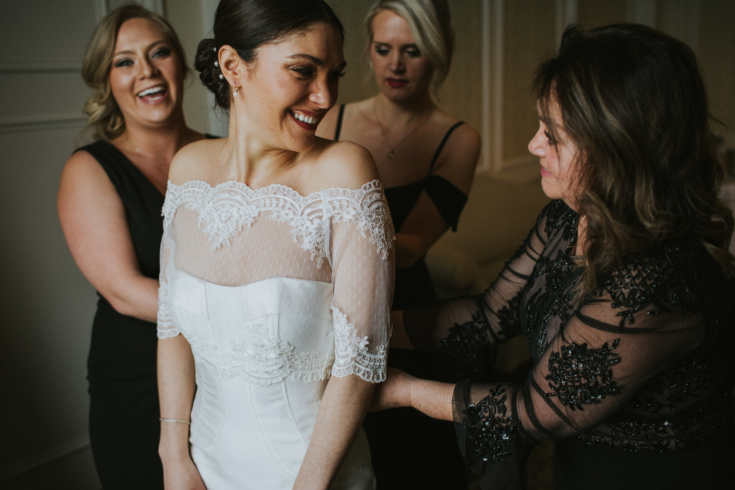 """- """"Have a day of coordinator you trust! Our venue had a coordinator and having zero worries that the flowers were being done, tips were being passed out, etc. was priceless."""" - Sigrid"""