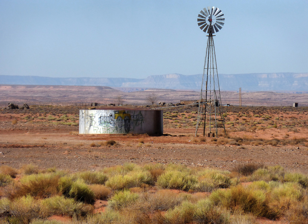 Navajo Nation, Arizona. Credit: arbyreed