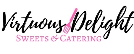 Virtuous Delight - Virtuous Delight is a food & beverage company that offers a wide range of menu items. They provide custom-made berries & treats, brownies, cakes, pies, dessert tables and appetizer-style catering options.