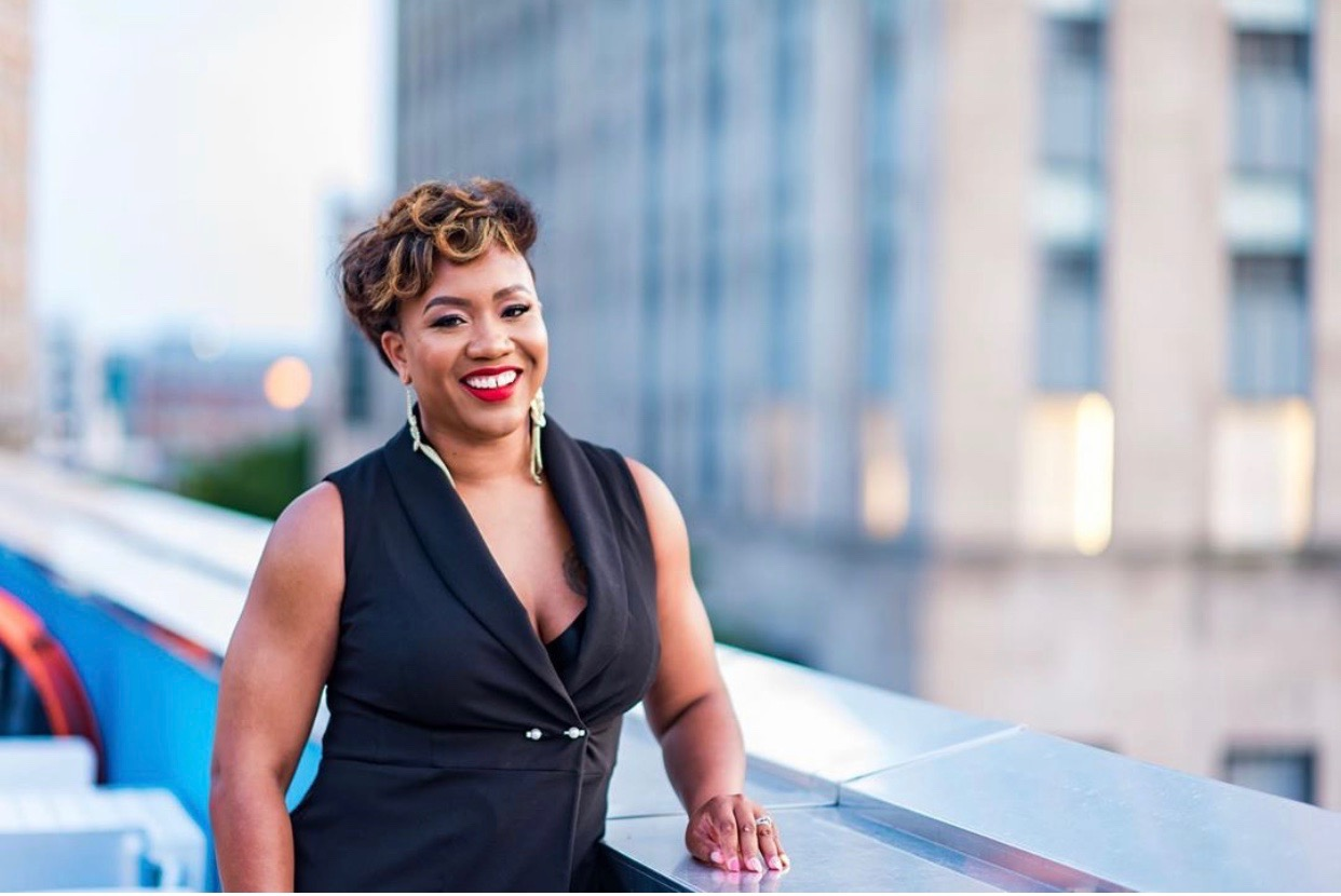 Sabrina Seymore, CEO of Sabrina Seymore Events and The Prevailing Woman