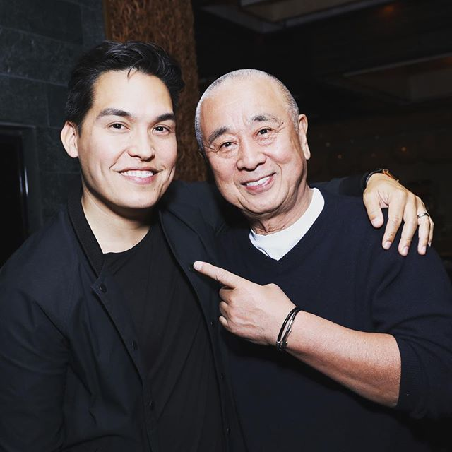 Happy birthday @therealnobu 🥳thank you for all the years of making my stomach smile  #happybirthday #nobu @jfsberro