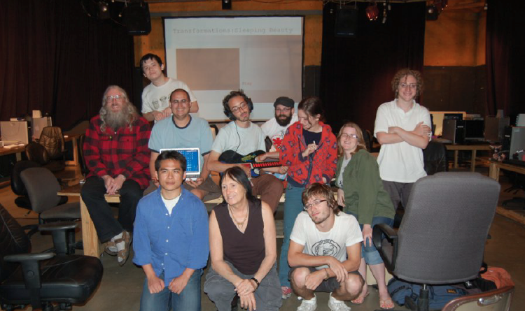 ACTLAB Students 2007 -