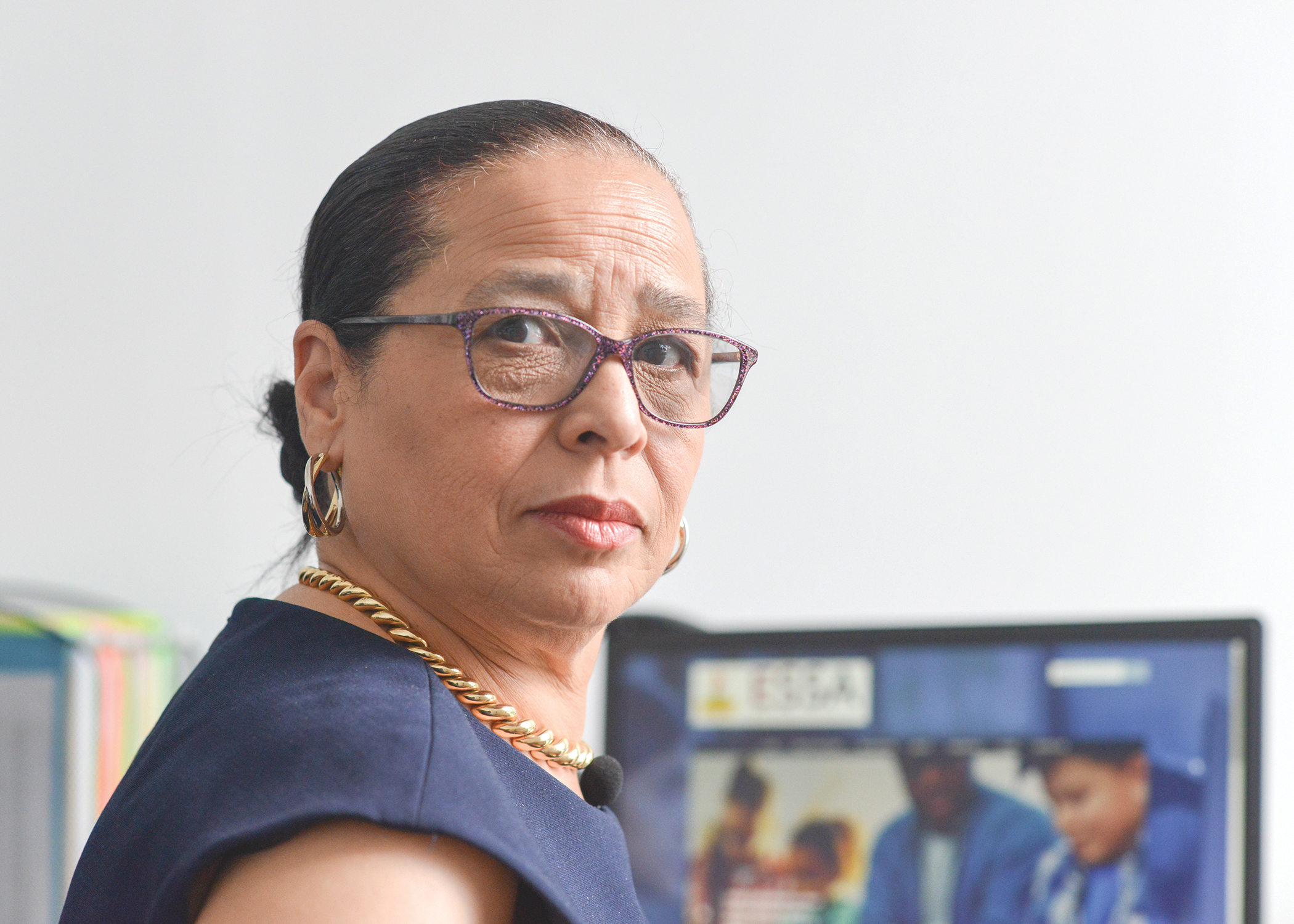 Dr. Elizabeth Primas says that a lack of resources, and an increased focus on standardized testing has made it increasingly difficult for teachers to be highly-effective. (Freddie Allen/AMG/NNPA)