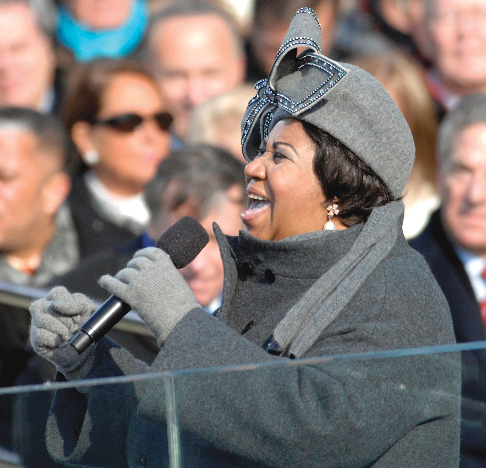 Queen of Soul Aretha Franklin died on August 16, 2018. The Grammy Award-winning artist was 76. (Wikimedia Commons)