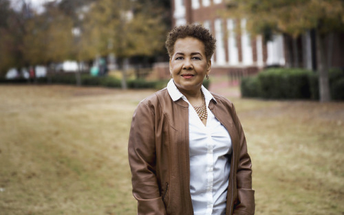 Felicia M. Davis, director of the HBCU Green Fund and on the boards of Green 2.0 and The National Coalition on Black Civic Participation.