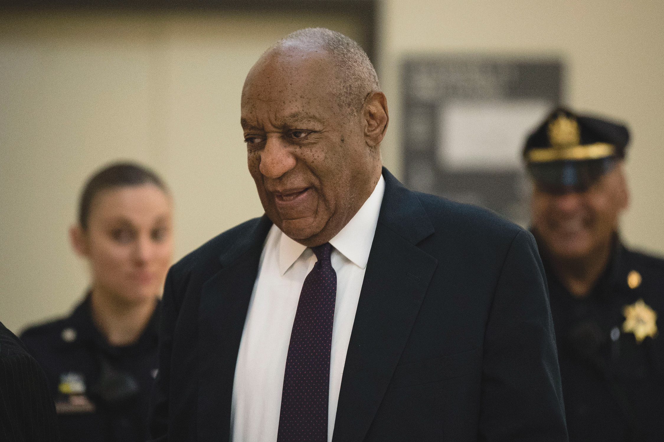 Cosby is accused of drugging and sexually assaulting Andrea Constand at his home outside Philadelphia in 2004. (Pool Photo)
