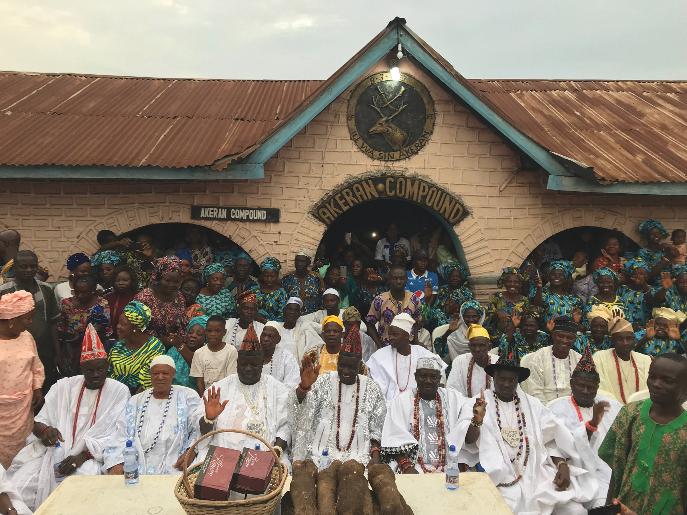 The Olojo Festival is celebrated annually as the spiritual confirmation that God created the world and deposited the elements of creation in Ile-Ife.