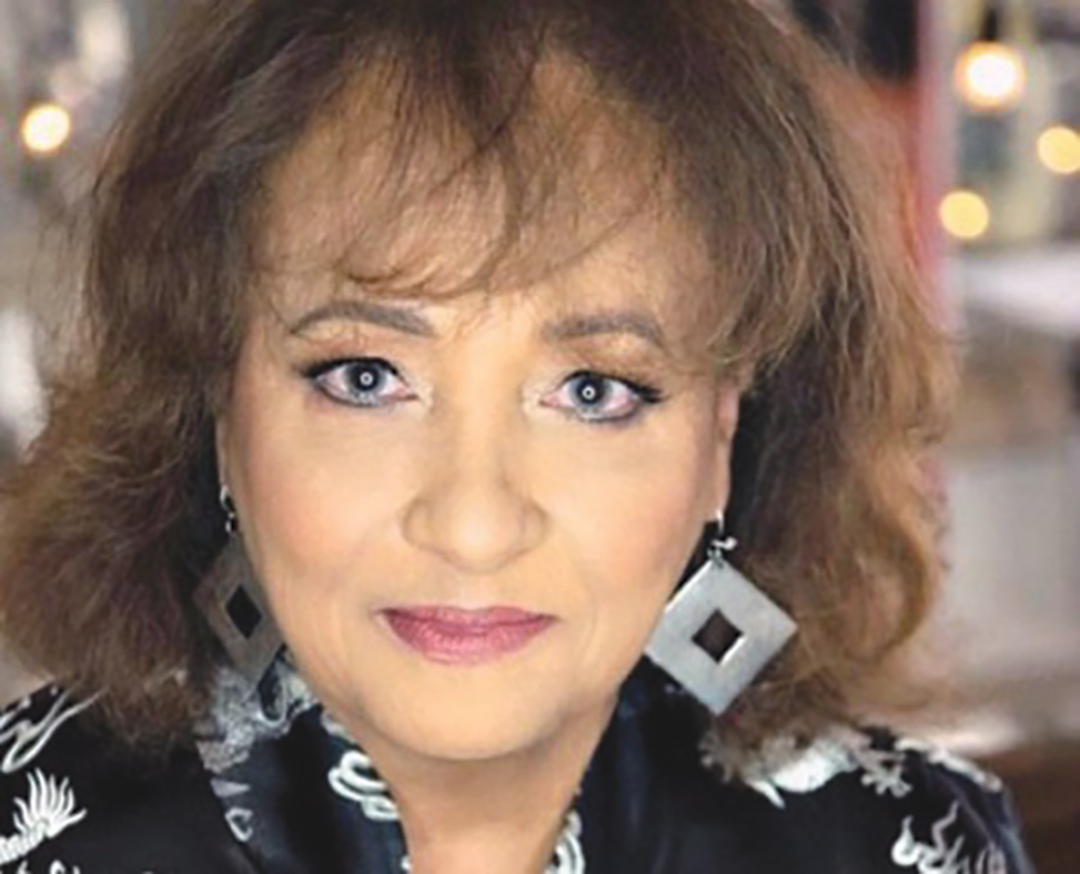 """Daphne Maxwell-Reid's latest is a cookbook titled, """"Grace, Soul and Motherwit: A Cookbook Spiced with Personal Memories"""""""