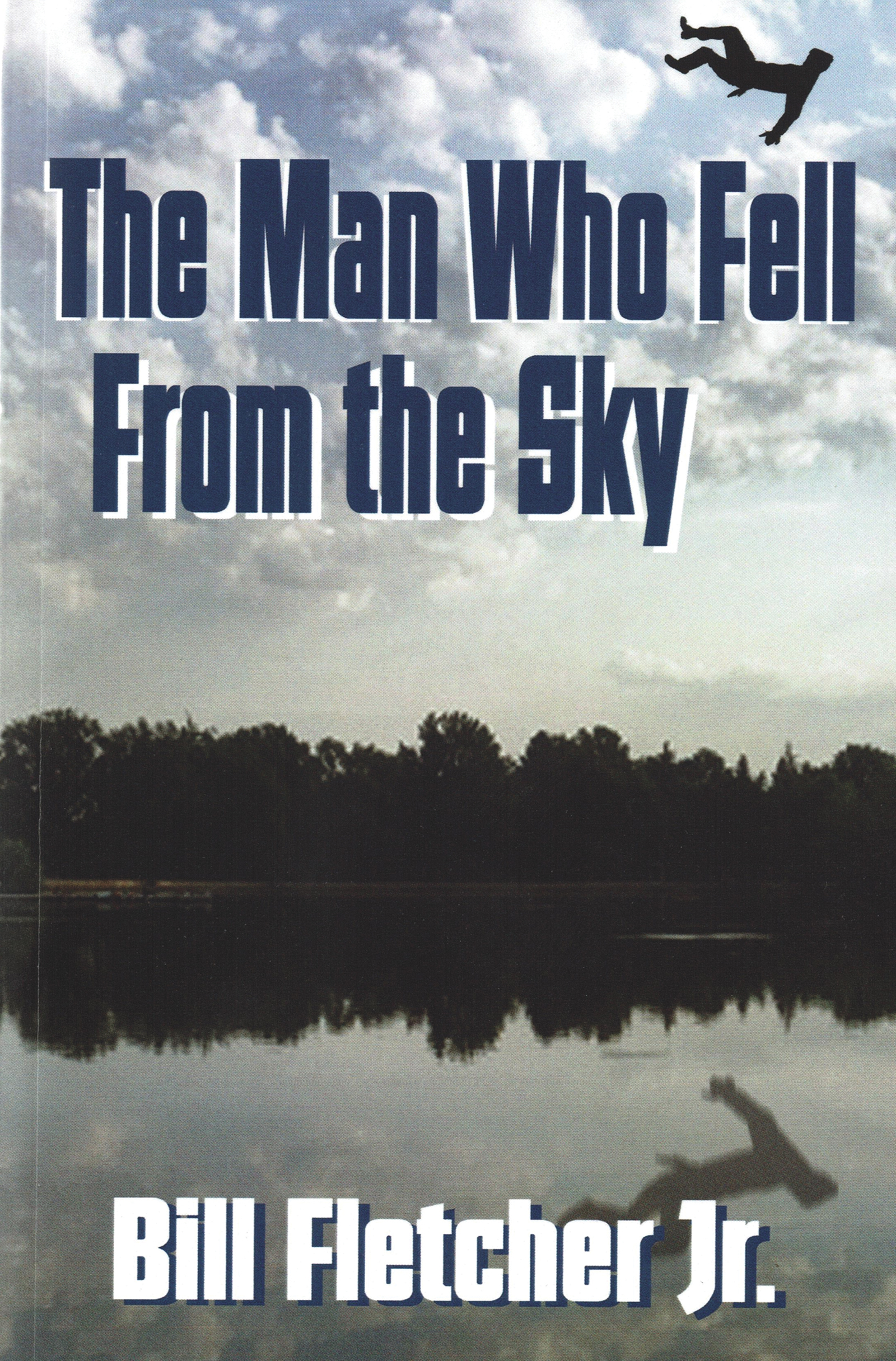 """The Man Who Fell From the Sky,"" Hard Ball Press; 350 pages."