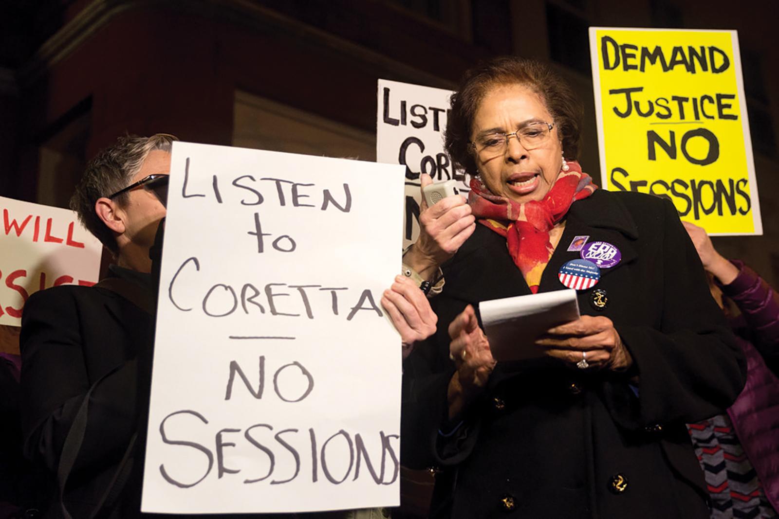 Dr. E. Faye Williams/ National Congress of Black Women