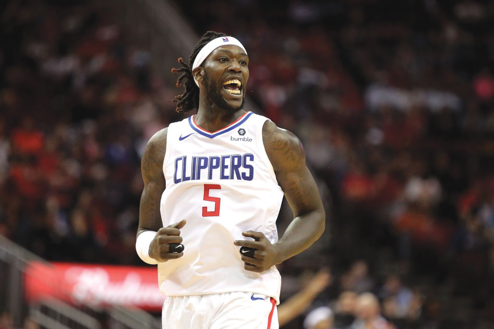 Los Angeles Clippers appreciate Montrezl Harrell both on and off the court (courtesy photo)