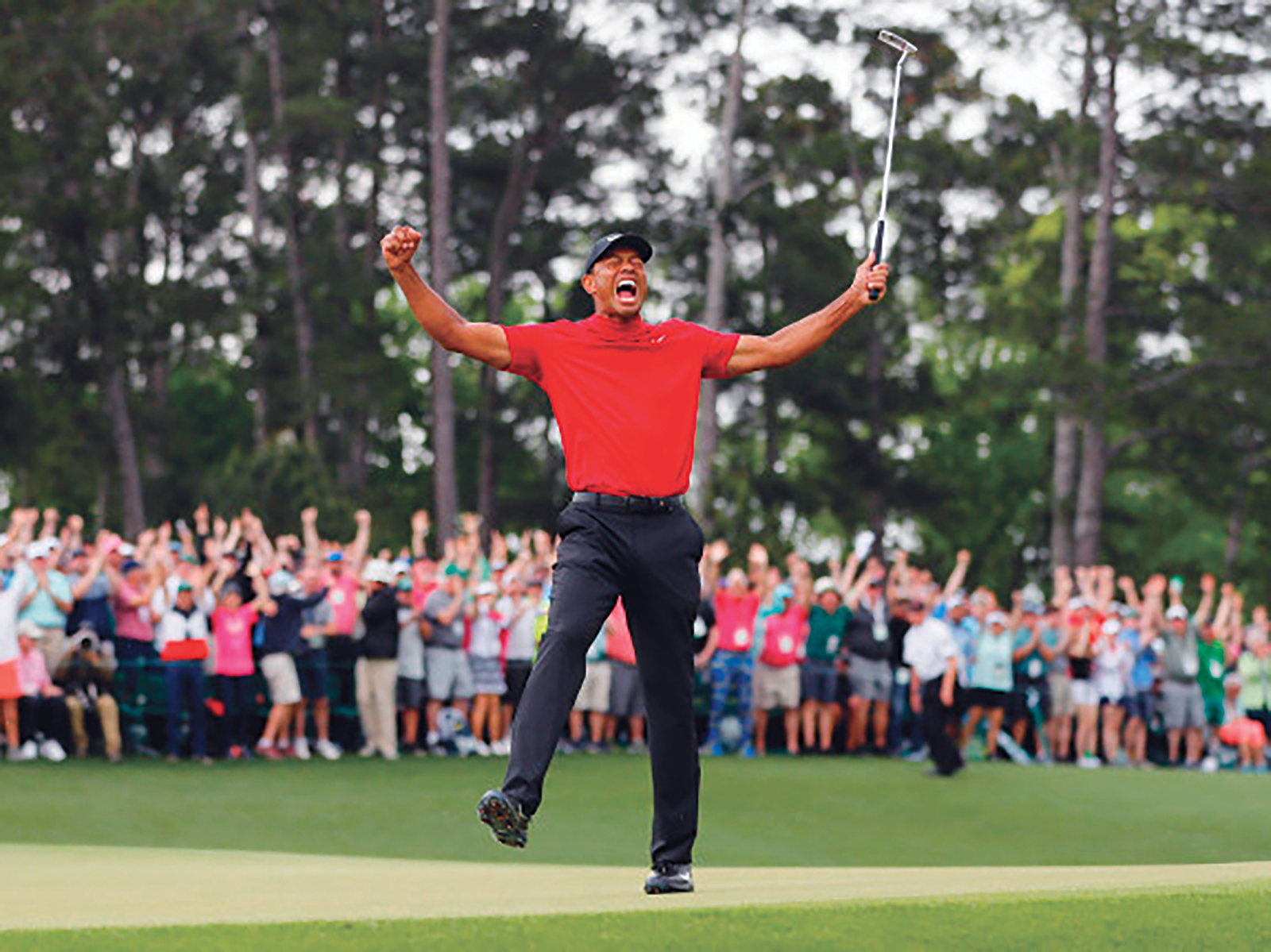 2019 Masters champ Tiger Woods completed arguably the greatest sporting comeback of all time as he put on the green jacket for the 5th time in his career. #CNN #News