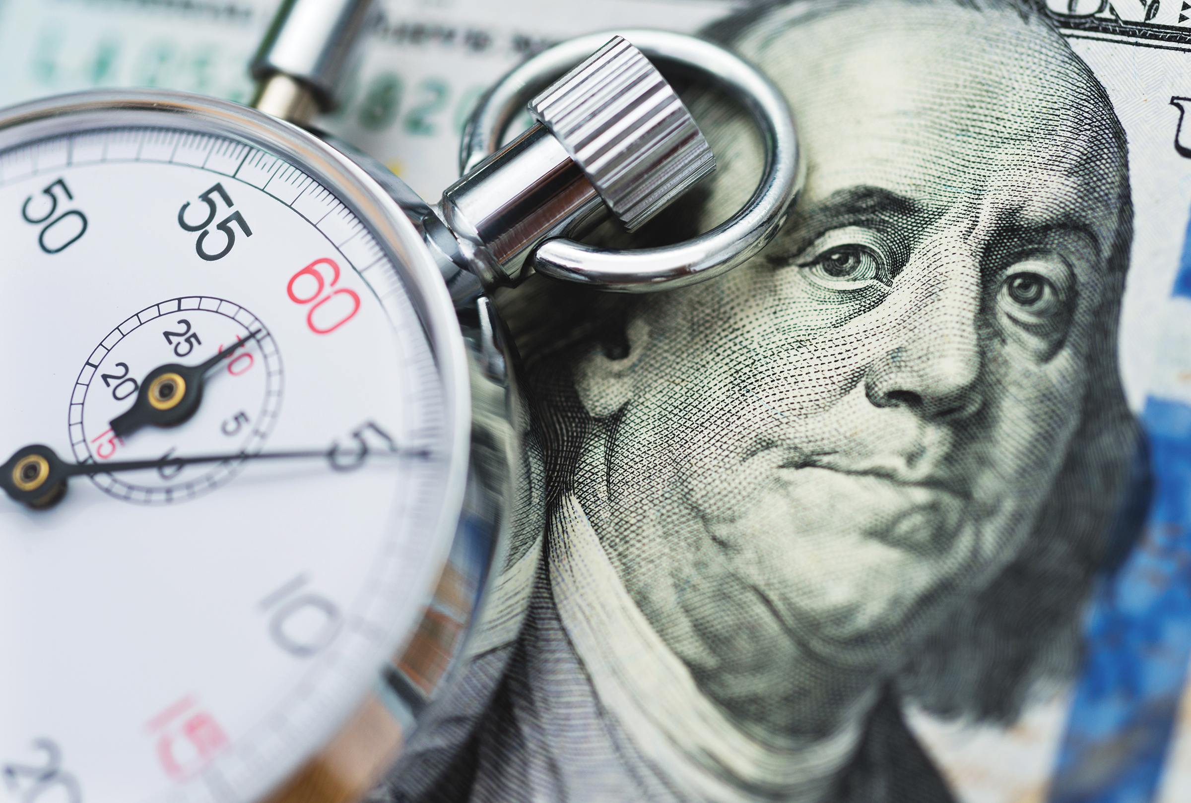 Americans spend 8.1 billion hours doing taxes each year. (Photo: iStockphoto / NNPA)