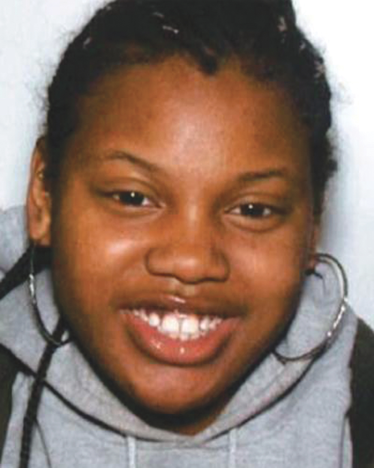 Zaria Mccier/Courtesy National Center for Missing & Exploited Children