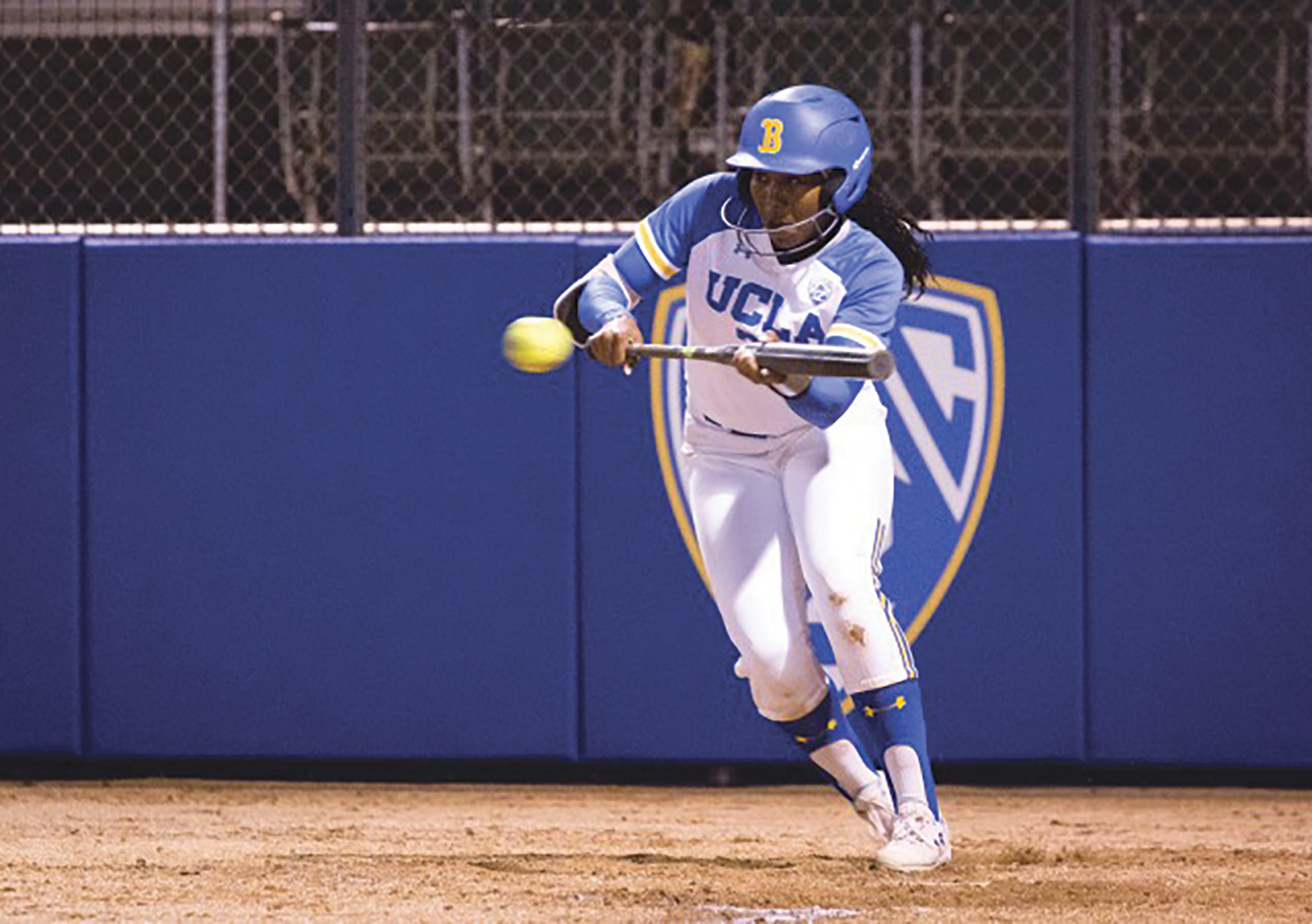 'Super Sophomore' Kinsley Washington helped the Bruins get back to its 5th straight WCWS.(Courtesy Photo)