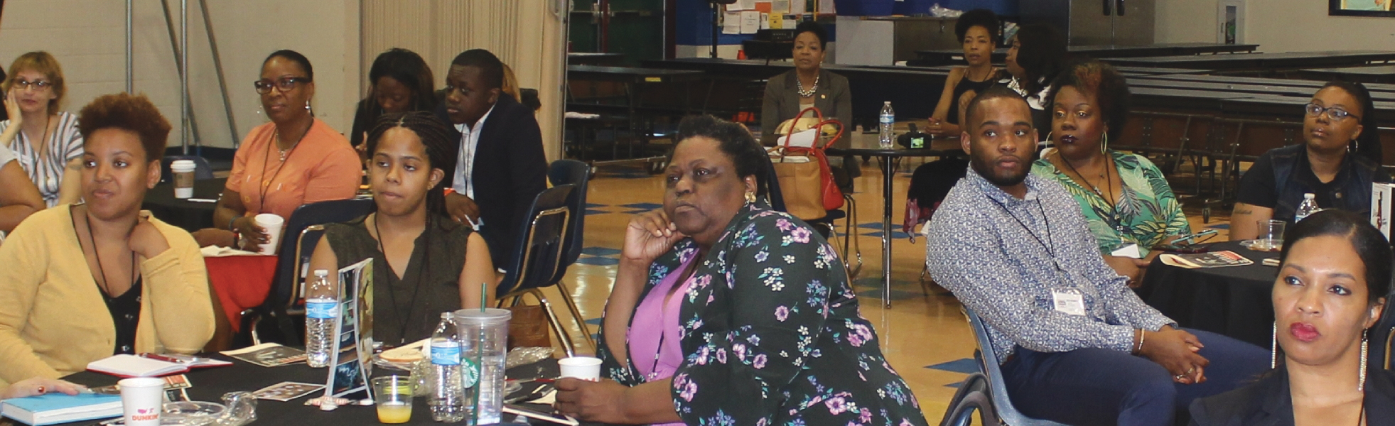Organizers said the symposium was a small piece of the puzzle in the long-term goal of establishing partnerships with local school officials to facilitate mandatory restorative justice training. (Photo: George W. Tillman Jr.)
